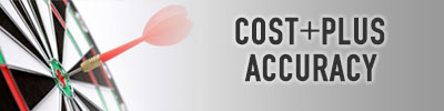 cost plus Acciracy