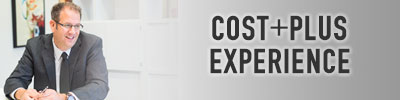 Cost Plus Experience