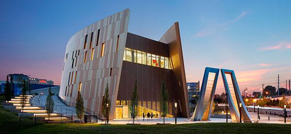 National Center for Civil & Human Rights, Atlanta,